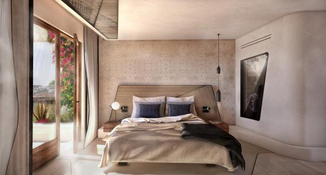 Aegon Mykonos - νέο 5άστερο ξενοδοχείο στη Μύκονο
