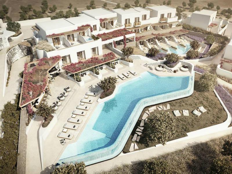 Aegon Mykonos: Το νέο ξενοδοχείο