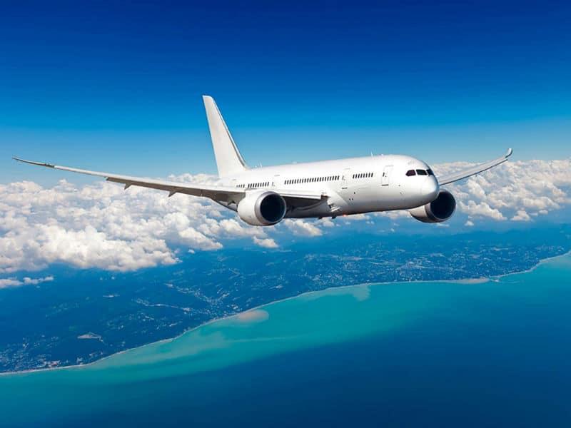 Αεροπορικά ταξίδια