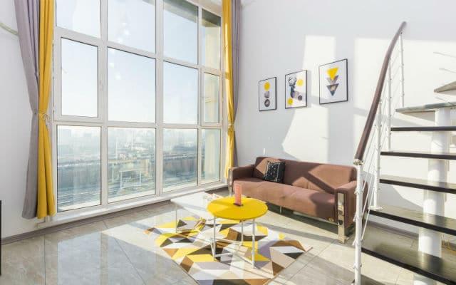 Airbnb loft Κίνα