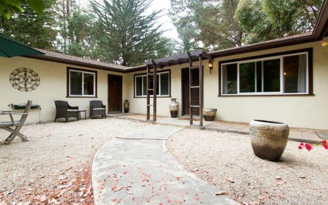 Airbnb σπίτι Καλιφόρνια