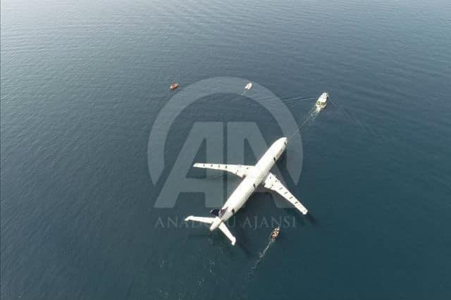 Βύθισαν Airbus 330 στην Τουρκία
