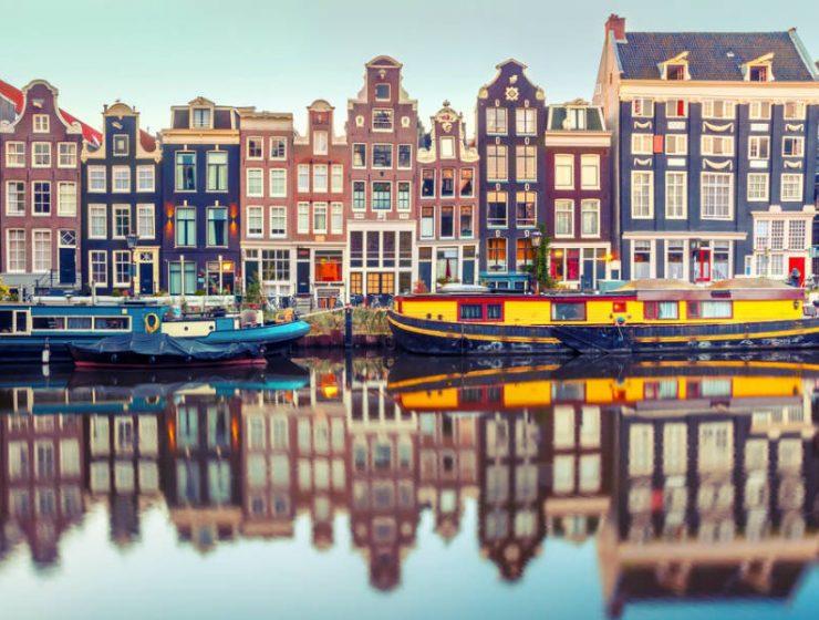 Άμστερνταμ, Ολλανδία - προσφορά