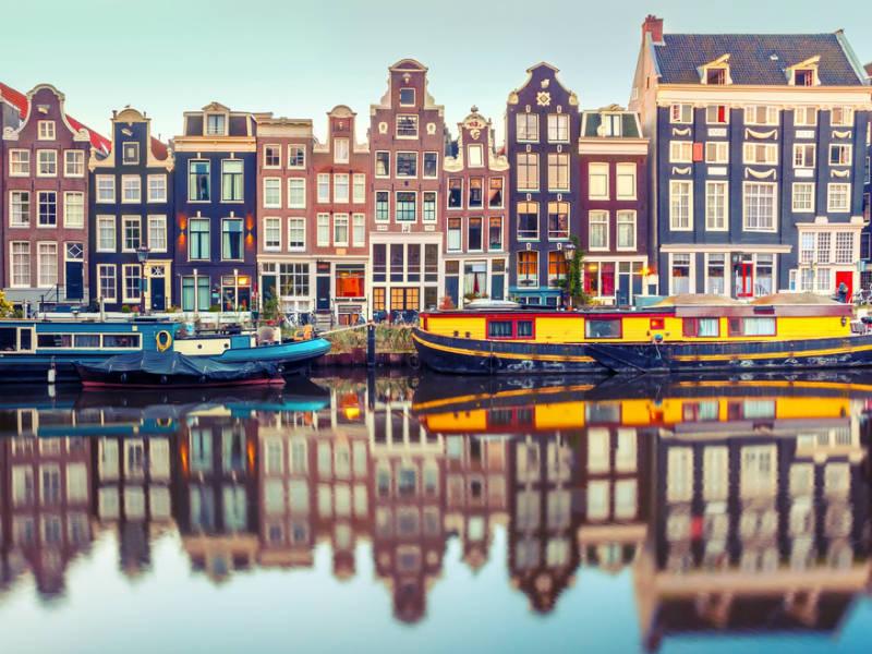 Αποκλειστική προσφορά: 4ήμερο ταξίδι στο Άμστερνταμ μόνο από 210€ – Όλα πληρωμένα!