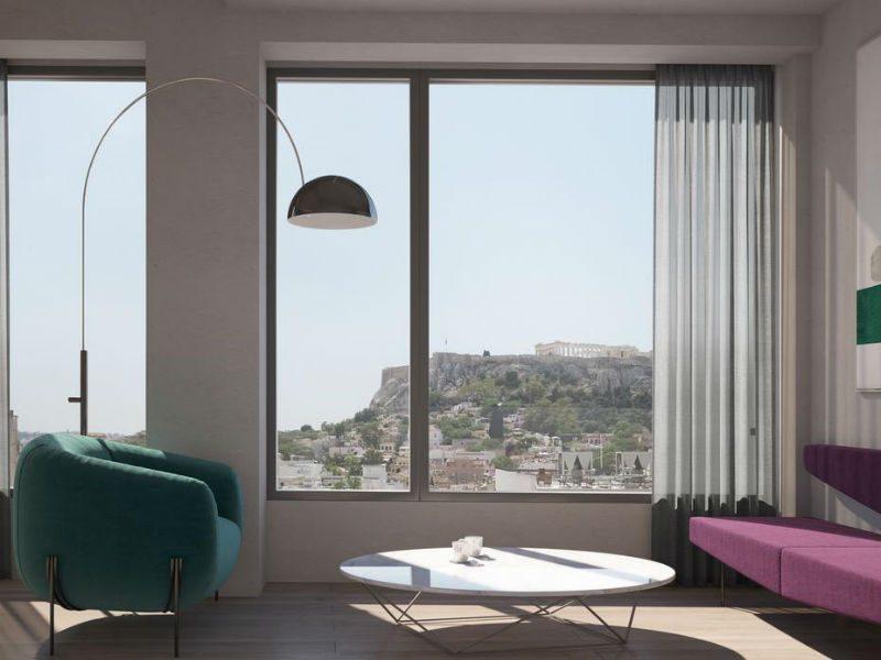 Athens Utopia: Νέο boutique ξενοδοχείο στην Αθήνα