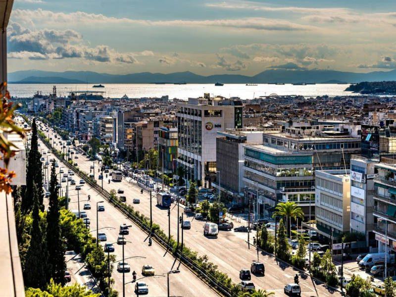 Αθήνα view