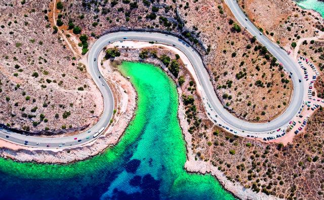 Αθηναϊκή Ριβιέρα - δρόμος