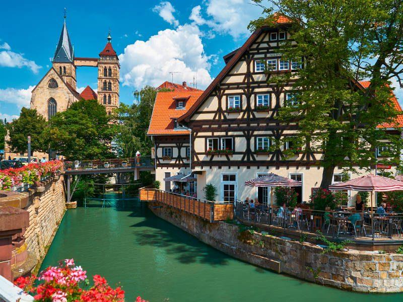 Μπάντεν-Μπάντεν, Γερμανία