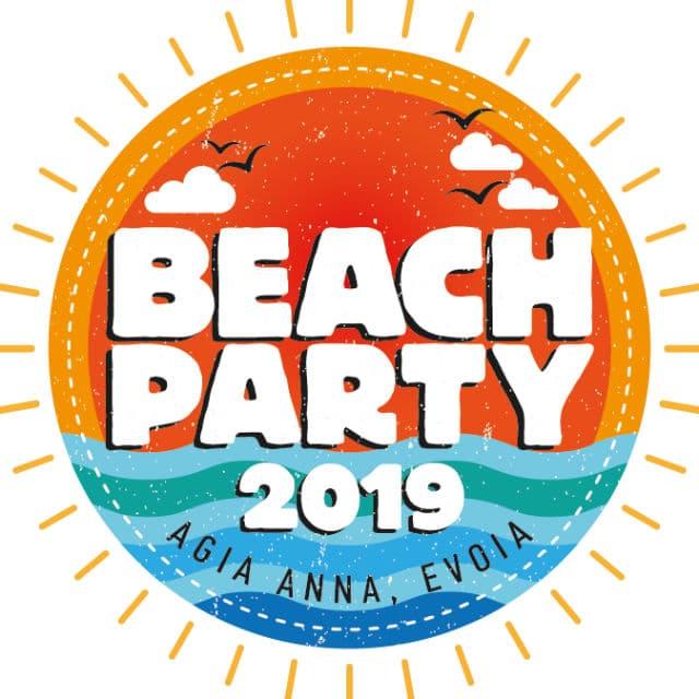 Beach Party Festival 2019 logo