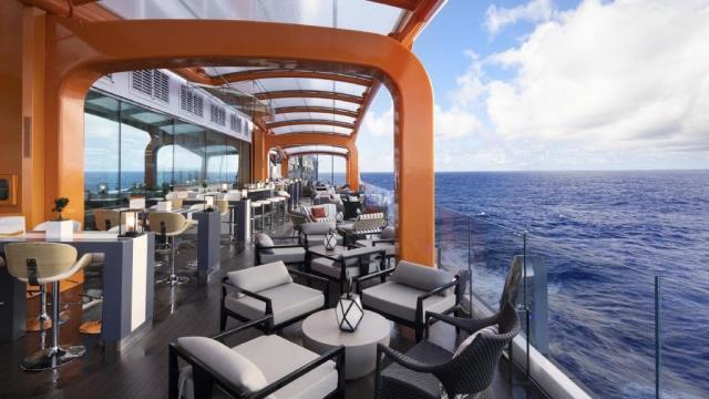 Celebrity Edge - κρουαζιερόπλοιο