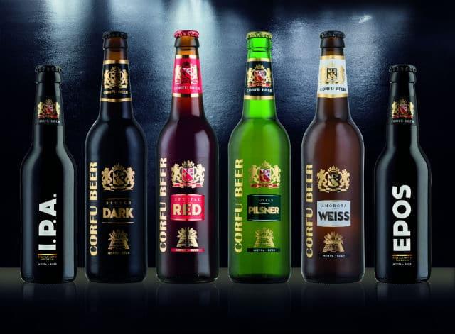Μπύρες Κέρκυρα
