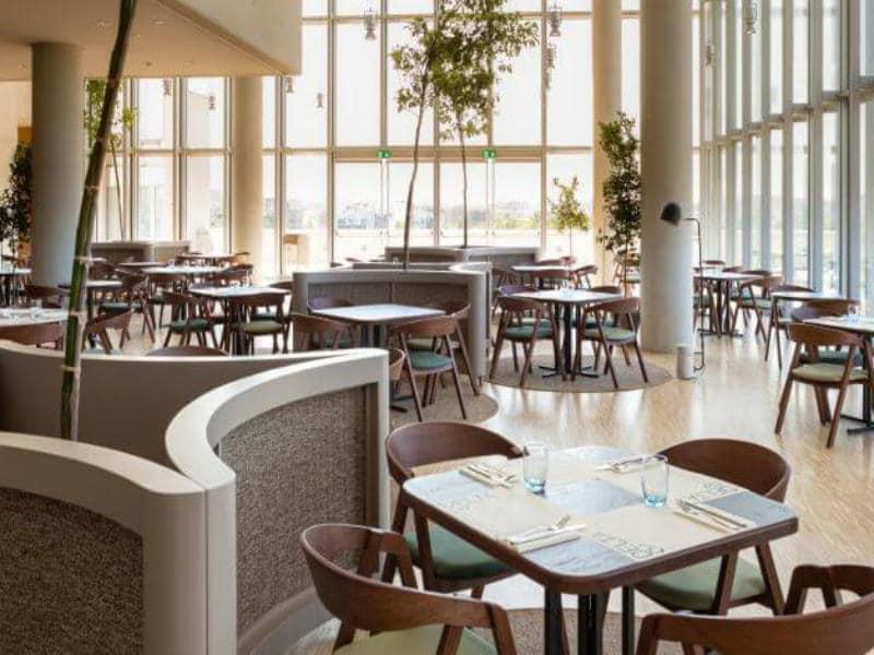 Το Κέντρο Πολιτισμού Ίδρυμα Σταύρος Νιάρχος υποδέχεται ένα νέο εστιατόριο!