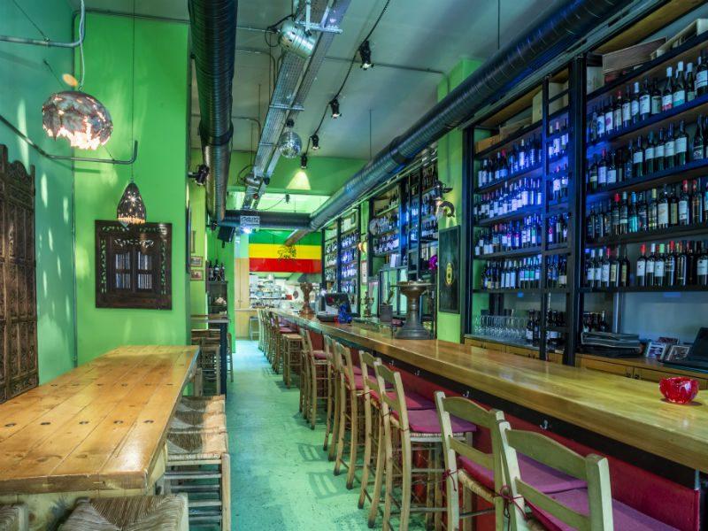 Fabrica De Vino, wine bar Αθήνα