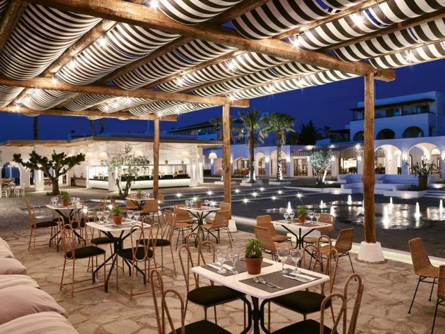 Grecotel Casa Marron - εστιατόριο