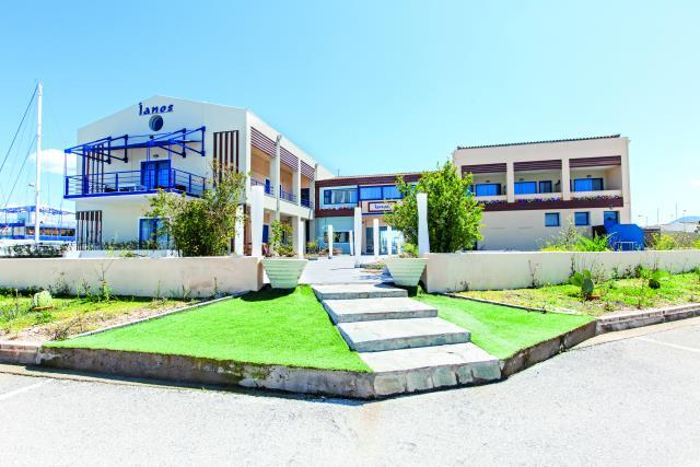 Ianos Hotel, Λευκάδα