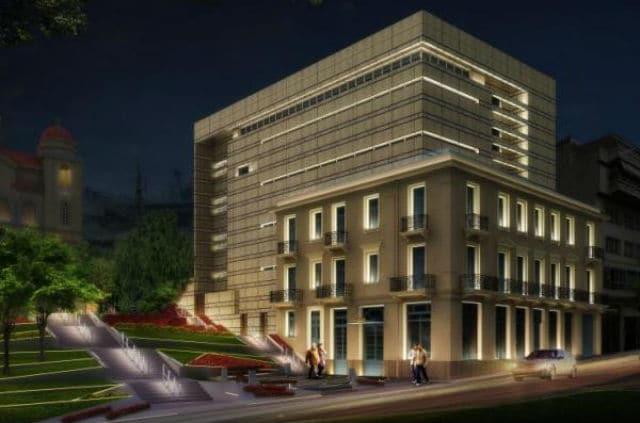 Ίδρυμα Βασίλη και Ελίζας Γουλανδρή, Αθήνα