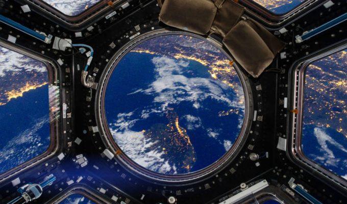 NASA τουρίστες στο διάστημα