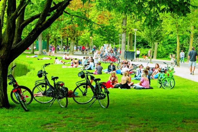 Άμστερνταμ πάρκο