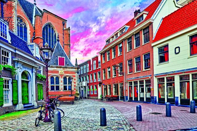 Άμστερνταμ αρχιτεκτονική