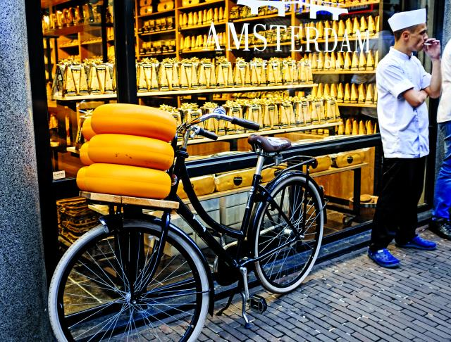Άμστερνταμ τυρί