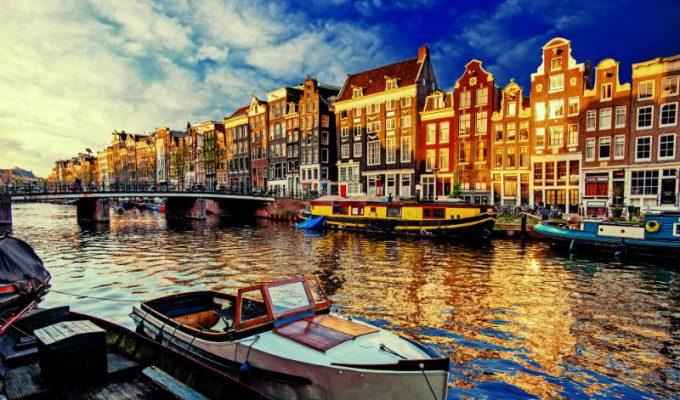 Καλοκαίρι στο Άμστερνταμ