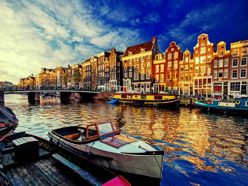 Το καλοκαίρι στο Άμστερνταμ είναι μοναδικό! Οι λόγοι που το αποδεικνύουν