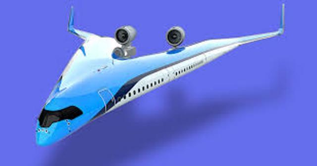 Αεροπλάνο KlLM Flying V