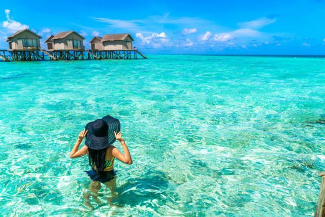 Μαλδίβες διακοπές