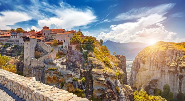 Μετέωρα, Ελλάδα - διακοπές