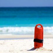 Mέτρα προστασίας των λουόμενων στις παραλίες