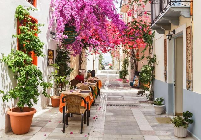 Ναύπλιο, Ελλάδα - διακοπές