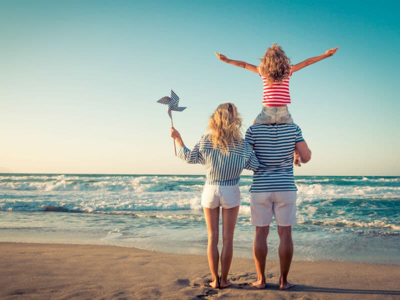 The Telegraph: Τα ιδανικά μέρη για οικογενειακές διακοπές στην Ελλάδα!