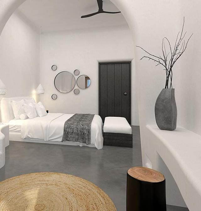 OMMA Santorini, ξενοδοχείο Ημεροβίγλι