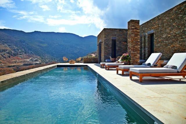 Onar Andros - ξενοδοχείο Παντζόπουλου