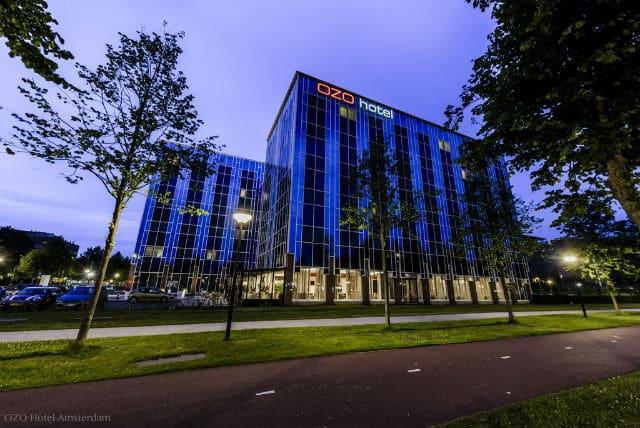 Ozo Hotel, Άμστερνταμ