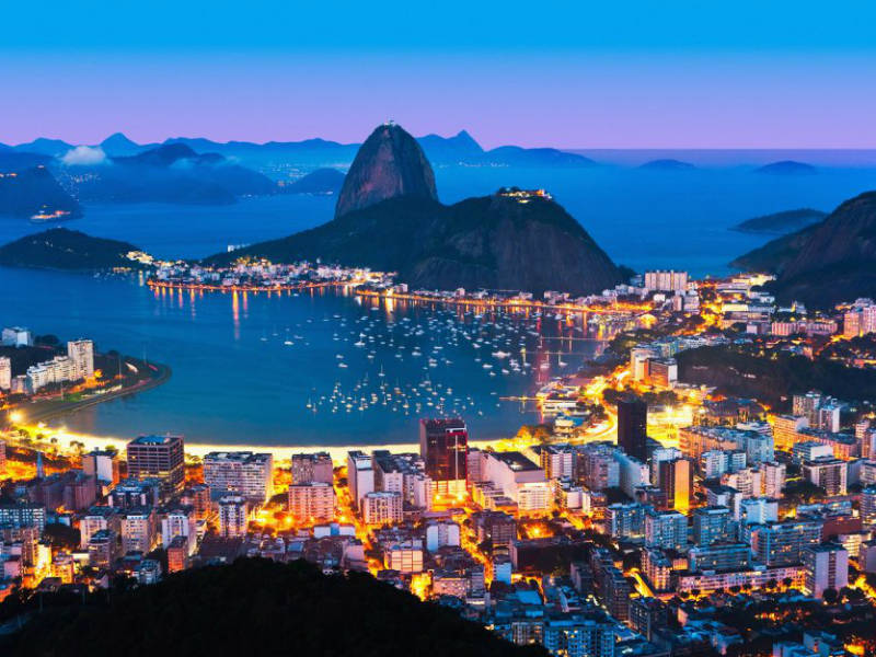Ρίο ντε Τζανέιρο, Βραζιλία