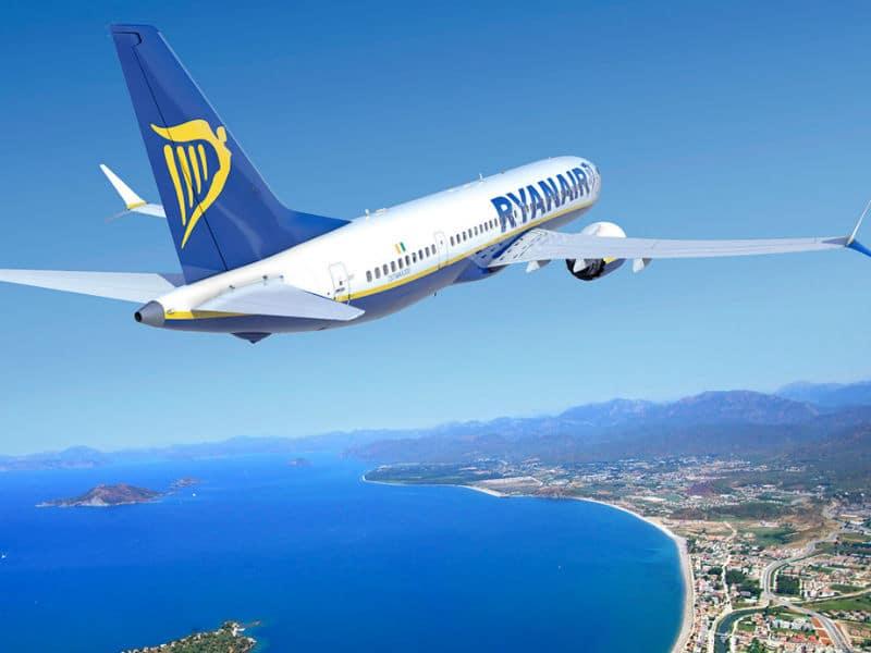 "Ryanair: Το νέο δρομολόγιο που θα συνδέει τη Θεσσαλονίκη με την ""πόλη του κρασιού""!"
