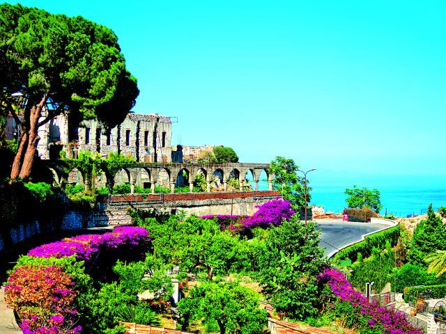 Ταορμίνα, Σικελία