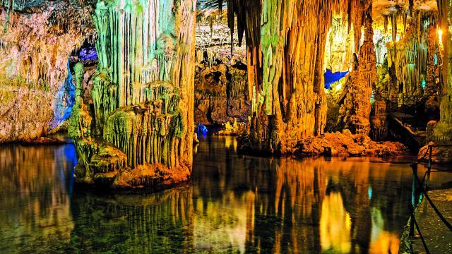 Neptunes Grotto, Σαρδηνία