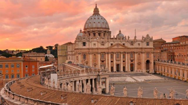 Περιήγηση στο Βατικανό
