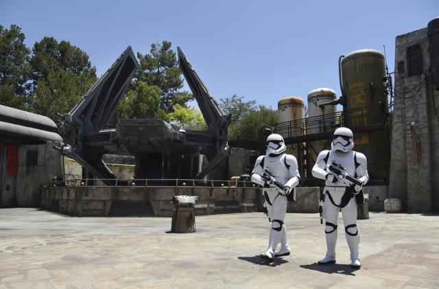 Θεματικό πάρκο Star Wars