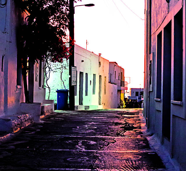 Σχοινούσα, Ελλάδα