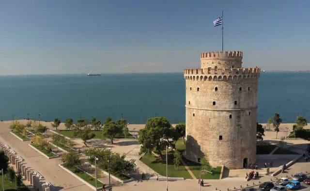 Λευκός Πύργος, Θεσσαλονίκη
