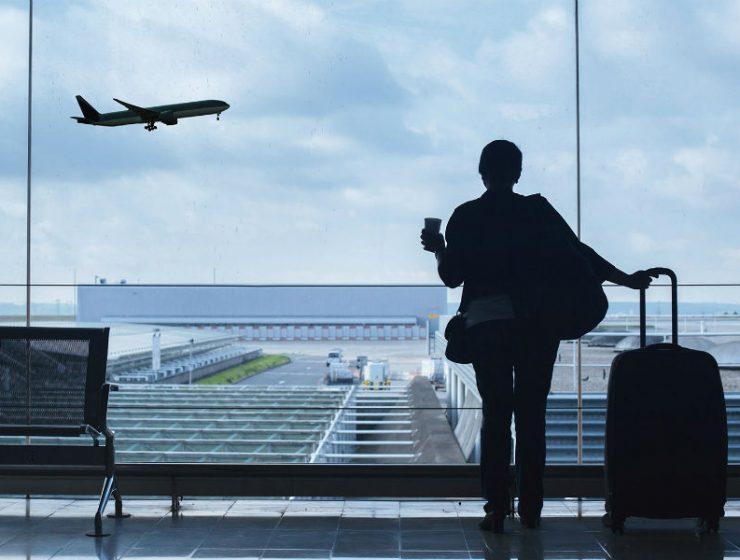 Αεροδρόμιο - ταξίδι