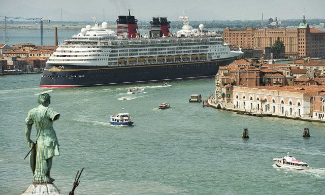 Βενετία κρουαζιερόπλοια