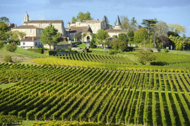 Μπορντό, Γαλλία - Πόλη του κρασιού