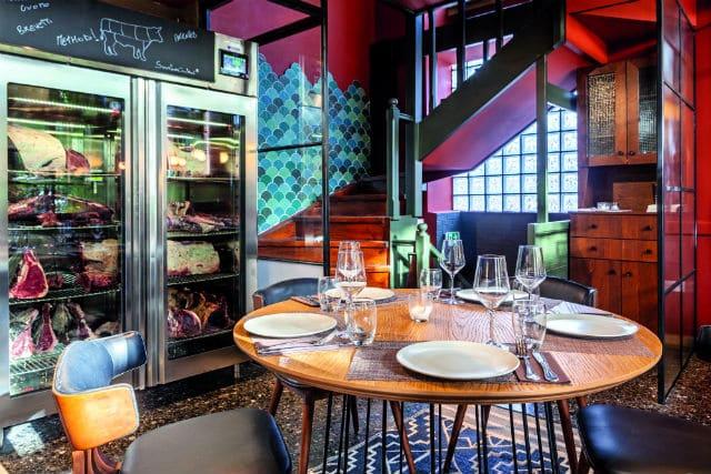 Wood Restaurant Αθήνα