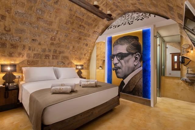 Δωμάτιο, 10GR Hotel Wine Bar