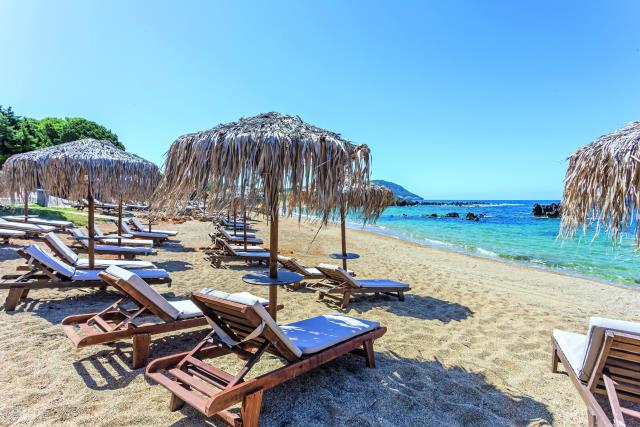 4 Thalasses beach bar Πύλος
