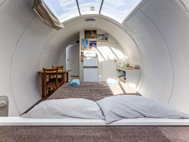 Apollo 11 Spaceship, Airbnb